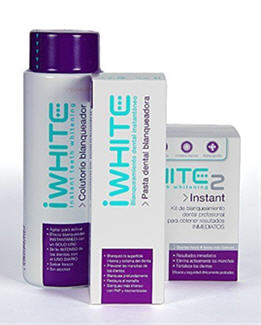 Pack Blanqueador iWhite Instant