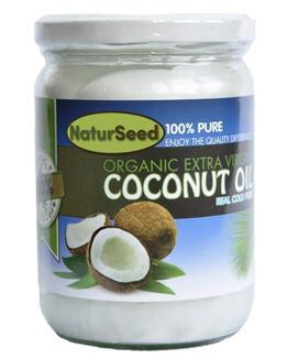 Aceite de Coco Natur Seed 0,5L