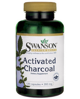 Blanquear dientes con carbón activado_activated charcoal Swanson