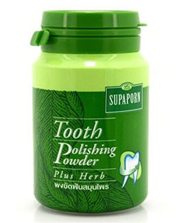 Polvo Dental Supaporn Tooth Polishing Powder