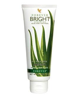 Pasta de dientes Aloe Forever Bright