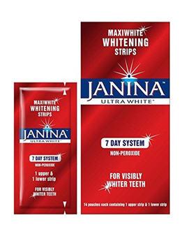 Tiras blanqueadoras Janina Ultrawhite