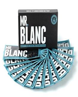 Tiras blanqueadoras Mr. Blanc
