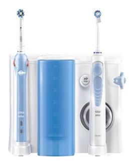 Oral-B OxyJet sistema limpieza